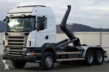 MAN R480 Abrollkipper * Top Zustand!! truck