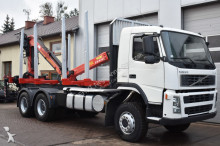 camion Volvo FM12 6X6 *2003* EPSILON E110L LOG TRUCK