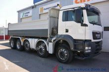 MAN TGS 41.480 10x4 3-S Kipper Bordmatik Intarder truck