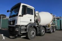 MAN TGS 32.400 8x4 BB - Liebherr 9 m³ - Nr: 783 truck
