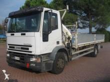 camión caja abierta teleros Iveco