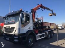 Iveco Trakker 360 truck