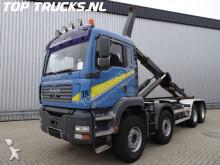 MAN 41.410 VDL haak hook 25.000 kg manual, full spring suspension