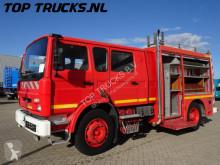 vrachtwagen Renault M210 Camiva feuerwehr - fire brigade - brandweer - water tank- pomp