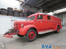 Volvo fire truck