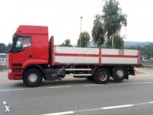 Renault flatbed truck