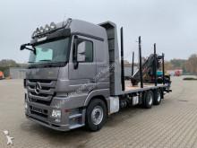 camión nc MERCEDES-BENZ - Actros 2660 Logolift 140S SG520 Retarder Automatik 6x4