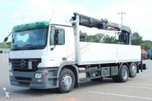 camion Palfinger MERCEDES-BENZ - Actros 2541 Baustoff 6x2 E4 PK18001L