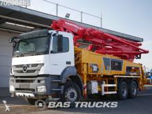 camión hormigón mezclador + bomba Mercedes