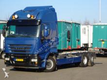 vrachtwagen Iveco STRALIS AS 260 S 45 EEV