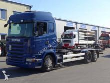 camion Scania R 480*Euro 5*Retarder*Klima*LBW*Schalter*