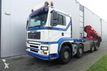 MAN TGA35.530 8X4 MANUAL EURO 3 HMF 1823 K4D
