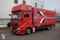 camion MAN TGX 18.400 LL BDF Möbelkoffer 6-Sitze Schalter