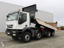 camión volquete bilateral Iveco