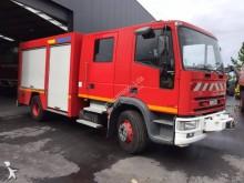 camion camion-citerne feux de forêts Iveco