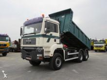 vrachtwagen MAN 33.430 Tipper / Tractor