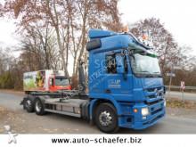 camion Mercedes 2546/6x2/Abroller/Lenkachse