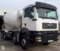 camion MAN CAMION HORMIGONERA MAN 35360 8X4 2007 10M3