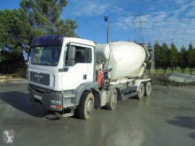MAN CAMION HORMIGONERA MAN 35360 8X4 2007 10M3 truck