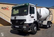 Mercedes -BENZ - CAMION HORMIGONERA BENZ 3332 6X4 2004 8M3 truck