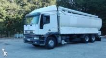 used powder tanker truck
