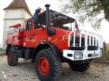 camión camión cisterna incendios forestales Mercedes