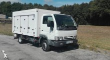 Nissan refrigerated truck