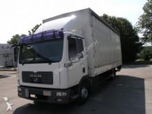 camión MAN TGL 8.210 lange Pritsche/Plane LBW