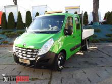camion Renault MASTERSKRZYNIA DOKA 6 MIEJSC KLIMATYZACJA [ 4379 ]