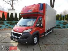 Peugeot BOXERPLANDEKA 10 PALET KLIMA WEBASTO TEMPOMAT ADBLUE, EURO6, AS truck