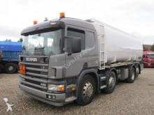 Scania 124G-420 8x2*6 24000 L ADR truck