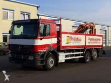 camion Mercedes Actros 2541*Euro 5*Kran*Lift/Lenkachse*TÜV*Kli