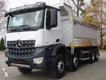 camión Mercedes Arocs 4142 8x4 EURO6 Muldenkipper Hardox TOP!