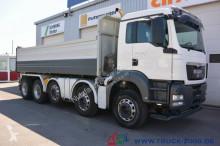 camion MAN TGS 41.480 10x4 3-S Kipper Bordmatik Intarder