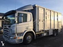 Scania livestock truck