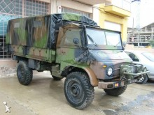 Mercedes military truck