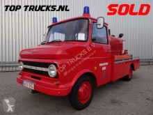 Opel Blitz + MB pomp Good Condition!! truck