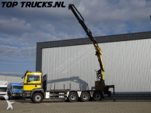 MAN 35.440 HMF 2420 K3 Kraan, Crane, Kran, Remote Driving!! Lift-Steeringaxle, Lift-Lenkachse
