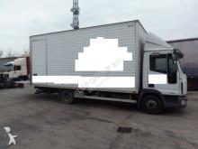 camion Iveco Eurocargo 75E17 FURGONE + SPONDA
