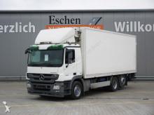 Mercedes 2541 LL, 6x2, Frigoblock FK 13, Doppelstock, LBW truck