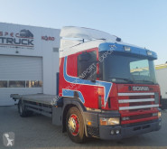 ciężarówka Scania 124L360, Steel/Air, Mechanical Pumpe, Manual