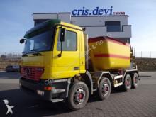 Mercedes 3240 8x4 Asphalt Mulde Birne Retarder truck