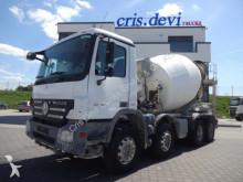 Mercedes 3236 8x4 9 cbm truck