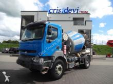 Renault 420 DCI 4x2 Betonmischer 4 cbm truck