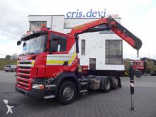 camion Scania R 420 LA 6X2 Palfinger PK 22002 EH Paltronic 50