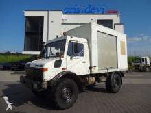 Unimog U 1450 L Nebenantrieb Rückfahrkamera truck