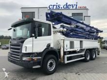 camion Scania P 340 6x4 Everdigm 36 ZT m