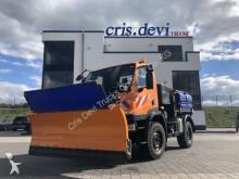 Unimog U 20 4x4 Dreiseitenkipper Winterdienst truck