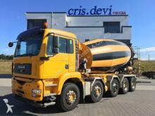 camion MAN TGA 41.430 10x4 Liebherr 12 cbm Wechselsystem