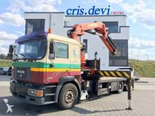 camión MAN 28.403 6x2 Palfinger PK 35000